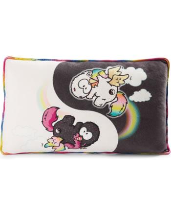 Nici Cushion unicorn Rainbow Yin and Yang rectangular 47385