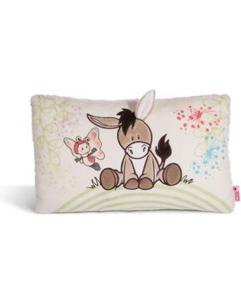 Nici Kissen Esel und Schmetterling Hello Spring