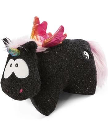 Nici Cushion / cuddly toy unicorn rainbow Yin 47382