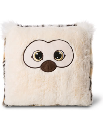 Nici Cushion square owl Aurina 45742