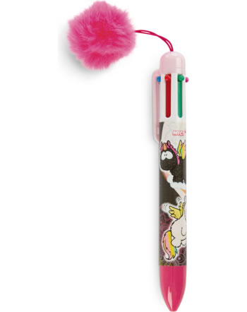 Nici Pen multicoloured unicorn Rainbow Yin and Yang 47395