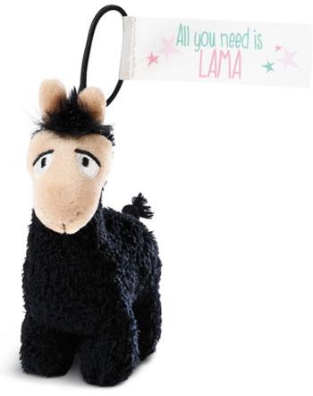Nici Lama Lorenzo mit Loop 12 cm Plüsch