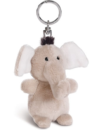 Nici LED-Schlüssellicht Plüsch Elefant El-Frido