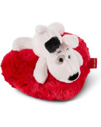 Nici Love Classics Hund auf Kissen 13 cm Plüsch 46073