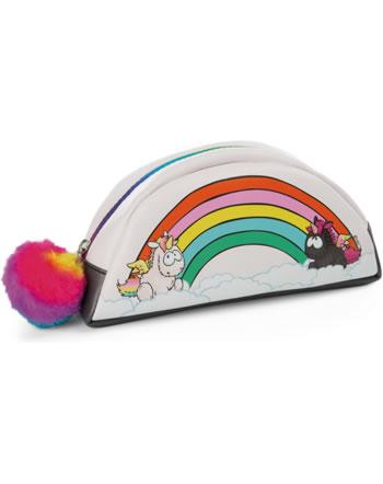 Nici Pencil case unicorn Rainbow Yin and Yang 47392