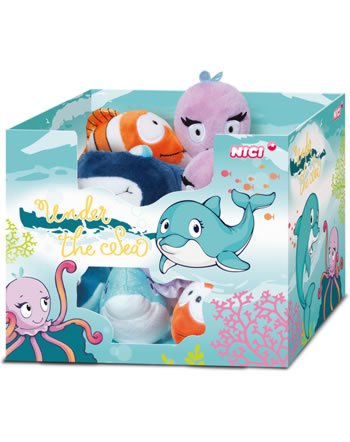 Nici Animaux de la mer Under the Sea 15 cm 45355