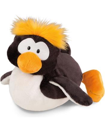Nici Pinguin Frizzy 30 cm liegend Winter Glamour
