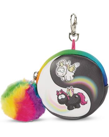 Nici Purse Unicorn Rainbow Yin and Yang 47393
