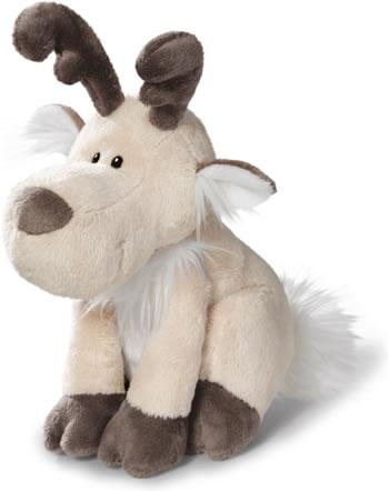 Nici Reindeer 20 cm sitting plush