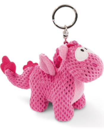 Nici Key Ring unicorn dragon Ruby de la Rosa 45694