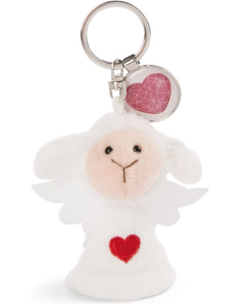 Nici Key Ring Messengers angel with heart 47522