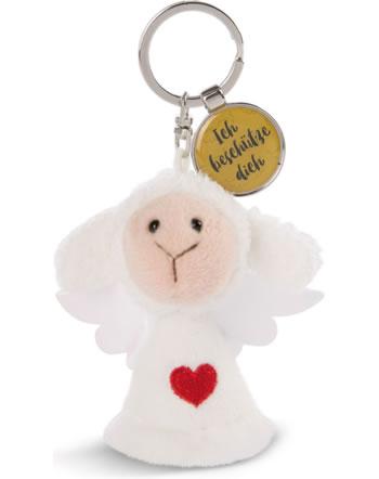 Nici Key Ring Messengers angel with heart Ich beschütze dich 47520