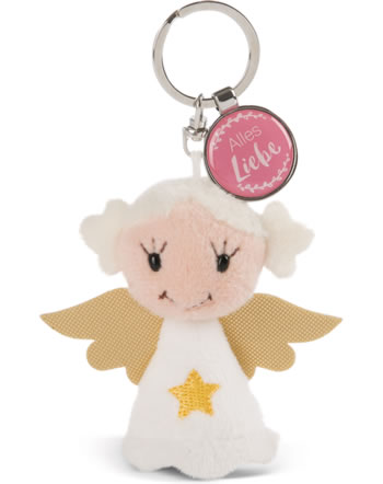 Nici Key Ring Messengers angel with star Alles Liebe 47526