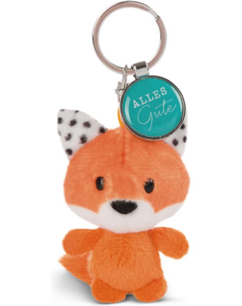 Nici Key Ring Messengers fox Alles Gute 47532