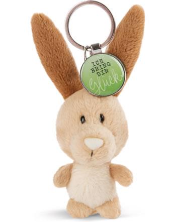 Nici Key Ring Messengers rabbit Ich bring dir Glück 47540
