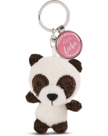 Nici Key Ring Messengers panda Alles Liebe 47535