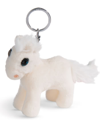 Nici Schlüsselanhänger Pferd White Peach Soulmates Mystery Hearts