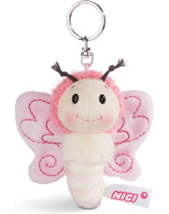 Nici Schlüsselanhänger Schmetterling dunkelrosa Hello Spring 44968