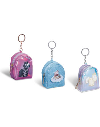 Nici Sac et porte-clés Theodor and Friends 45063