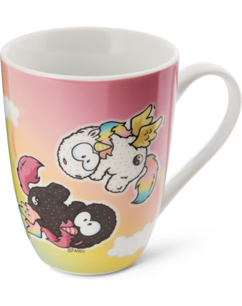 Nici Cup unicorn Rainbow Yin und Yang 47387