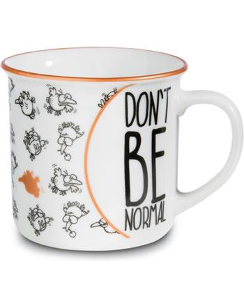 Nici Mug metallic Don´t be normal 45021