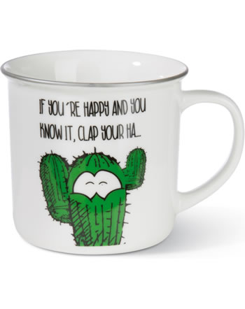 Nici Mug metallic If you´re happy and you know it, clap your ha... 45023