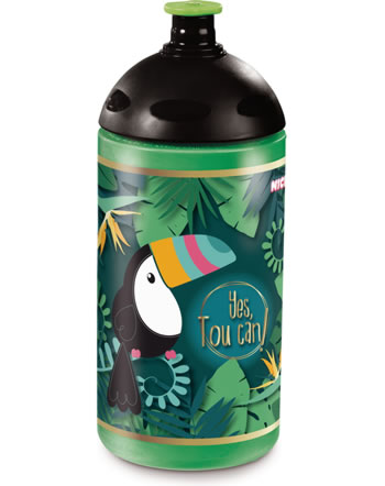 Nici Drinking bottle Toucan 0,5 l 45451