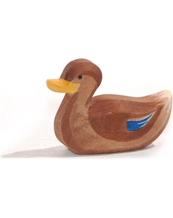 Ostheimer Ente schwimmend