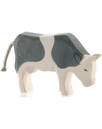 Ostheimer Kuh schwarz fressend -.-