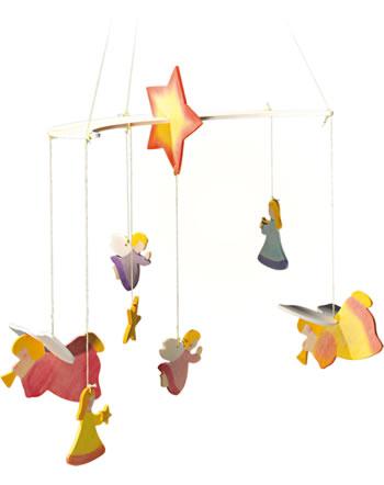 Ostheimer mobile Lune et étoile avec des anges