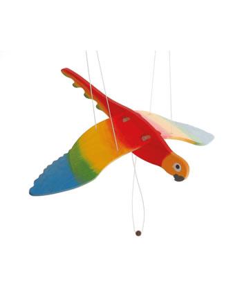 Ostheimer mobile perroquet