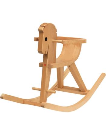 Ostheimer cheval à bascule avec maintien
