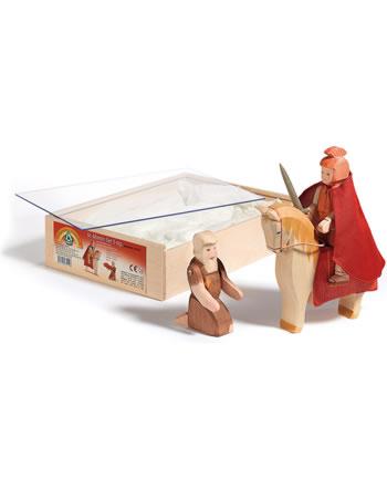 Ostheimer Set Saint-Martin, le cheval et le mendiant