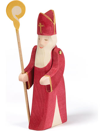 Ostheimer petit Saint Nicolas avec bâton