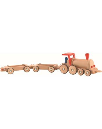 Ostheimer Zug mit 2 Wagen