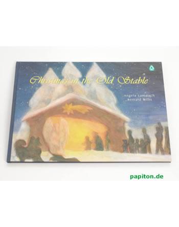 Ostheimer livre de Noël dans la vieille étable