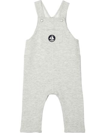 Petit Bateau Baby-Latzhose für Jungen beluga 53572-02