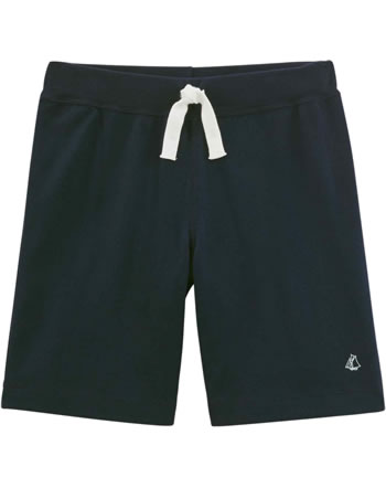 Petit Bateau Jungen Bermuda-Shorts smoking 53580-01