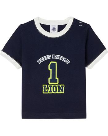 Petit Bateau Jungen T-Shirt Kurzarm smoking 55321-01