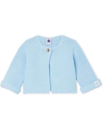 Petit Bateau Baby-Cardigan Baumwoll-Strickjacke toudou 53148-02