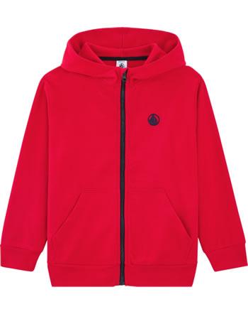 Petit Bateau Sweat-Jacke mit Kapuze für Jungen peps 54265-06