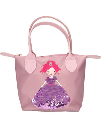 Princess Mimi hand bag with sequins
