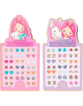 Princess Mimi Adhesive earrings 11322