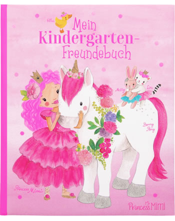 Princess Mimi friendship book - german version