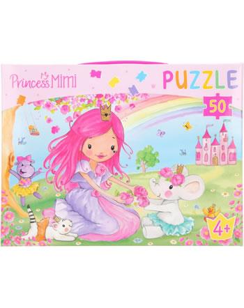 Princess Mimi Puzzle im Koffer 50 Teile 11570