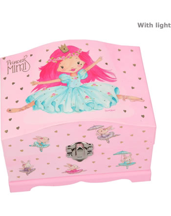 Princess Mimi Jewelry case with light 11242
