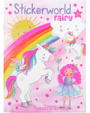 Princess Mimi Stickerworld Fairy