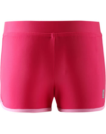 Reima Badeshorts Badehose UV-SF 50+ DOMINICA berry pink 536488A-4460