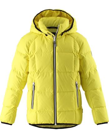 Reima Daunen-Jacke m. Kapuze JORD lemon yellow 531359-2370