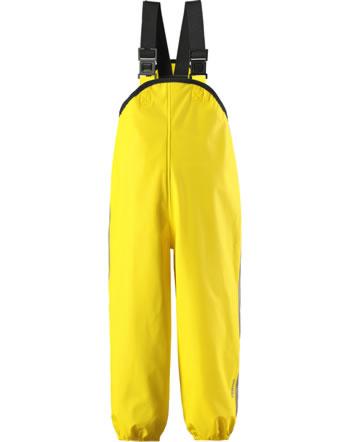 Reima Regenhose LAMMIKKO yellow 522233-2350